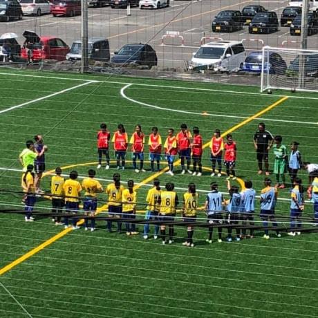 キッズサッカーアカデミーの写真