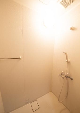 シャワールームの写真