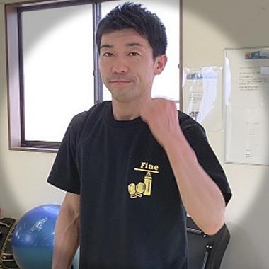 岩崎透プロフィール写真